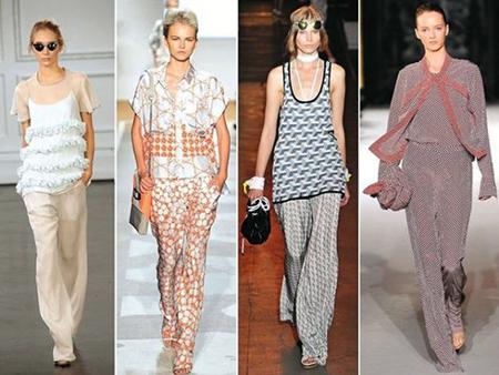 Домашний стиль в женской одежде