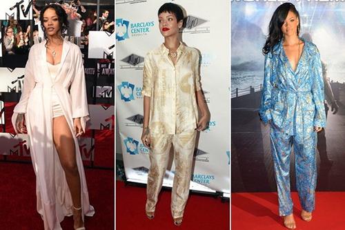 Пижамный стиль в женской одежде