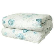 Одеяло - покрывало  Цвет:голубой Артикул:1001809 1