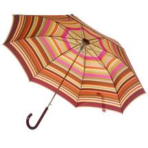 Зонт-трость  Цвет:бордовый Артикул:0160847 2