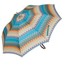 Зонт-трость  Цвет:бирюзовый Артикул:0160848 1