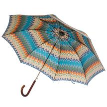 Зонт-трость  Цвет:бирюзовый Артикул:0160848 2