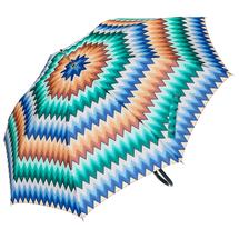 Зонт-трость  Цвет:бирюзовый Артикул:0160849 1