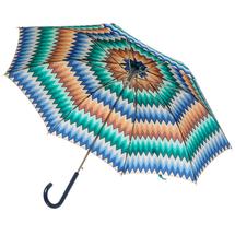 Зонт-трость  Цвет:бирюзовый Артикул:0160849 2
