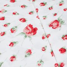 Комплект постельного белья 4 предмета  Цвет:красный Артикул:1061717 2