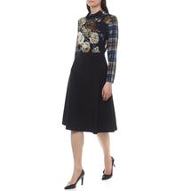 Блуза трикотажная женская CLIPS MORE Цвет:синий Артикул:0568194 2
