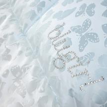 Одеяло - покрывало  Цвет:голубой Артикул:1061771 2
