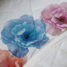 Покрывало  Цвет:голубой Артикул:1061775 2