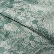 Галстук аскот мужской  Цвет:зеленый Артикул:0163945 2
