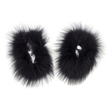 Манжеты женские  Цвет:черный Артикул:0164065 1