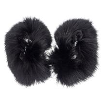 Манжеты женские  Цвет:черный Артикул:0164072 1