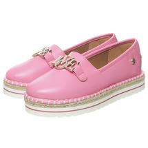 Эспадрильи женские  Цвет:розовый Артикул:0258351 1