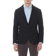 Пиджак мужской  Цвет:черный Артикул:0970785 1