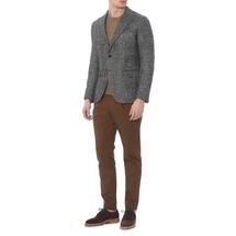 Пиджак мужской  Цвет:серый Артикул:0970817 2