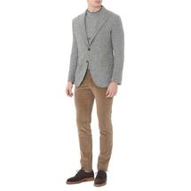 Пиджак мужской  Цвет:серый Артикул:0970819 2