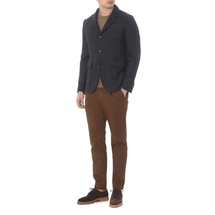 Пиджак мужской  Цвет:серый Артикул:0970822 2