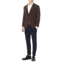 Пиджак мужской  Цвет:коричневый Артикул:0970825 2