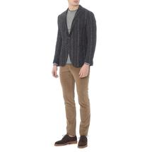 Пиджак мужской  Цвет:серый Артикул:0970829 2