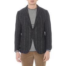 Пиджак мужской  Цвет:серый Артикул:0970829 1