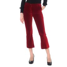 Брюки женские  Цвет:красный Артикул:0572473 1