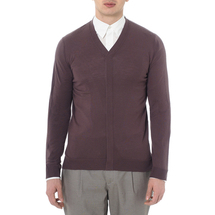 Пуловер мужской PAL ZILERI Цвет:сиреневый Артикул:0971055 1