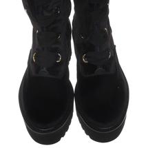 Сапоги женские  Цвет:черный Артикул:0258991 2