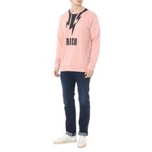 Свитшот мужской JOHN RICHMOND Цвет:розовый Артикул:0972861 2