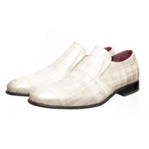 Туфли мужские  Цвет:бежевый Артикул:0357696 1