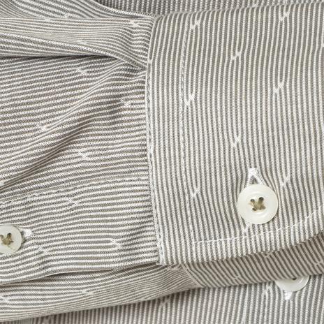 Рубашка мужская MARBAS Цвет:серый Артикул:0973262 4