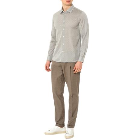 Рубашка мужская MARBAS Цвет:серый Артикул:0973262 2