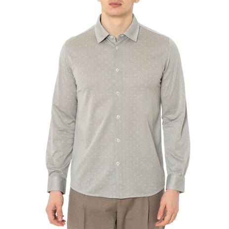 Рубашка мужская MARBAS Цвет:серый Артикул:0973262 1