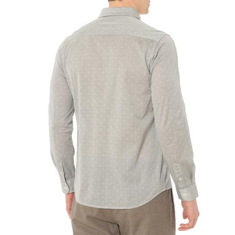 Рубашка мужская MARBAS Цвет:серый Артикул:0973262 3
