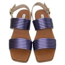 Сандалии женские  Цвет:фиолетовый Артикул:0260605 2