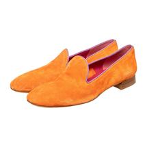 Слиперы женские  Цвет:оранжевый Артикул:0260782 1