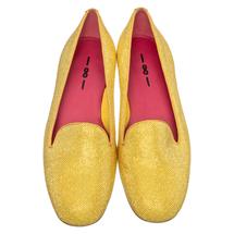 Слиперы женские  Цвет:желтый Артикул:0260783 2