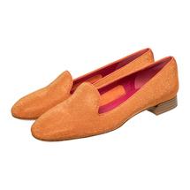 Слиперы женские  Цвет:оранжевый Артикул:0260783 1
