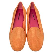 Слиперы женские  Цвет:оранжевый Артикул:0260783 2