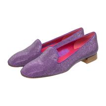 Слиперы женские  Цвет:фиолетовый Артикул:0260783 1