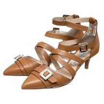 Туфли женские  Цвет:коричневый Артикул:0260562 1