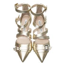 Туфли женские  Цвет:золотой Артикул:0260563 2
