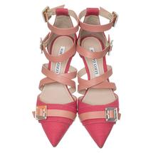 Туфли женские  Цвет:розовый Артикул:0260565 2