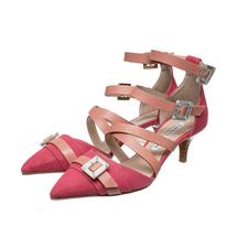 Туфли женские  Цвет:розовый Артикул:0260565 1