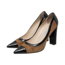 Туфли женские  Цвет:коричневый Артикул:0260681 1