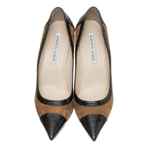 Туфли женские  Цвет:коричневый Артикул:0260681 2