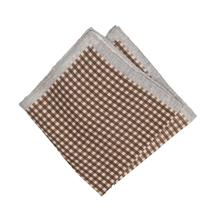 Платок декоративный мужской  Цвет:коричневый Артикул:0165267 1