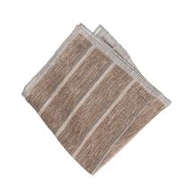 Платок декоративный мужской  Цвет:коричневый Артикул:0165268 1