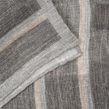 Платок декоративный мужской  Цвет:серый Артикул:0165268 2