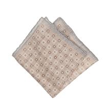 Платок декоративный мужской  Цвет:бежевый Артикул:0165269 1