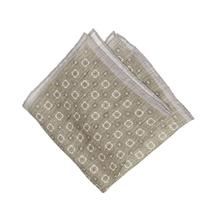 Платок декоративный мужской  Цвет:зеленый Артикул:0165269 1