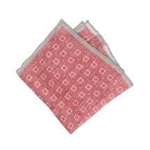Платок декоративный мужской  Цвет:розовый Артикул:0165269 1